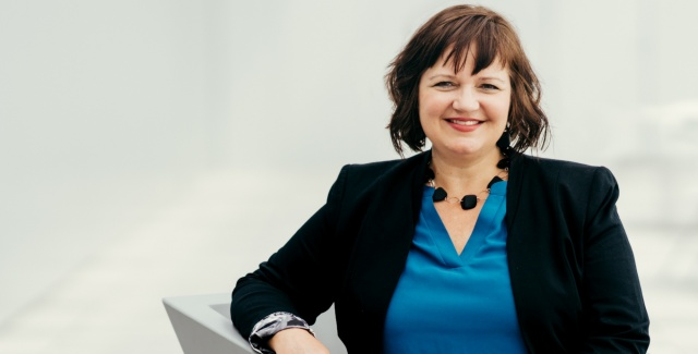 Jacobson Institute Director Dawn Bowlus